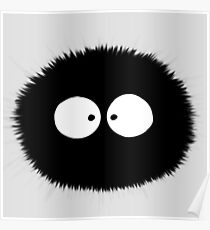 Soot Sprite Poster