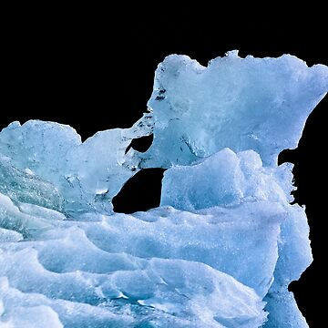 Iceberg in Tracy Arm Fjord 4 by alex4444