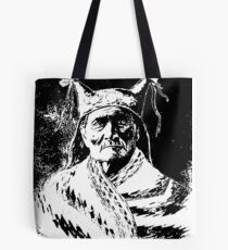 GERONIMO (1888) Tote Bag