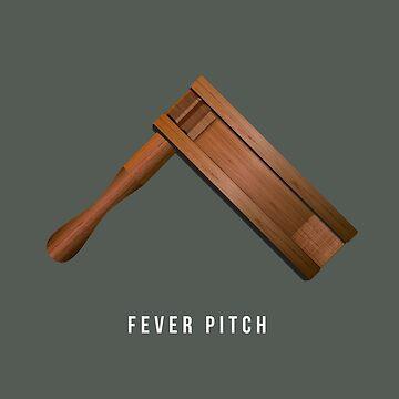 Fever Pitch - Alternative Movie Poster by MoviePosterBoy