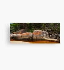 Tidal River, Wilsons Promontory National Park Canvas Print