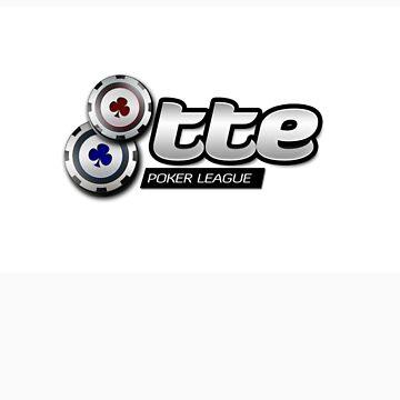 8tte Poker logo V3 by BeachHutMedia
