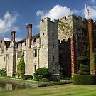 Hever Castle by Richard Durrant