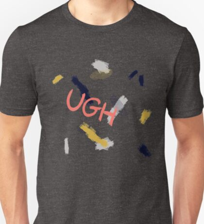 UGH Pattern #redbubble #pattern T-Shirt