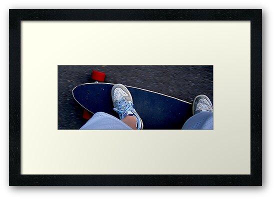 Longboarding by yelly123