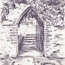 Archway, Howth by Barnaby Edwards