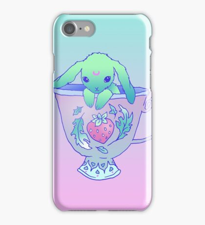 Bunny Tea iPhone Case/Skin