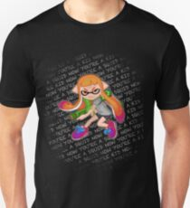 Splatoon Inkling Girl Unisex T-Shirt