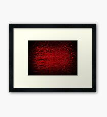 Cardiovascular System Anteater In The Cut Framed Print