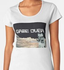 Game Over Women's Premium T-Shirt