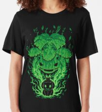 The Grass Saur Within Slim Fit T-Shirt