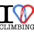I Love Climbing by siege103