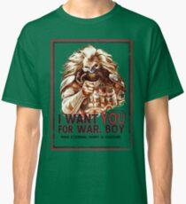 I Want YOU for WAR, BOY Classic T-Shirt