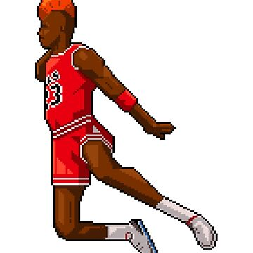 Dunk three point line by pixelfaces