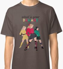 Was ist dein Schaden? - Heizt das Musical Classic T-Shirt