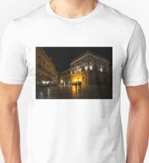 The magical Duomo Square in Ortygia, Syracuse, Sicily Unisex T-Shirt
