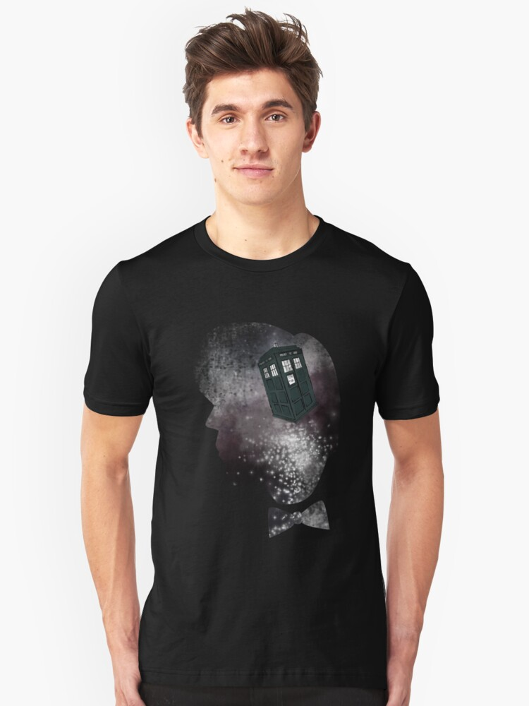 Doctor Who Eleventh Doctor Grunge by ChiChiDesigns