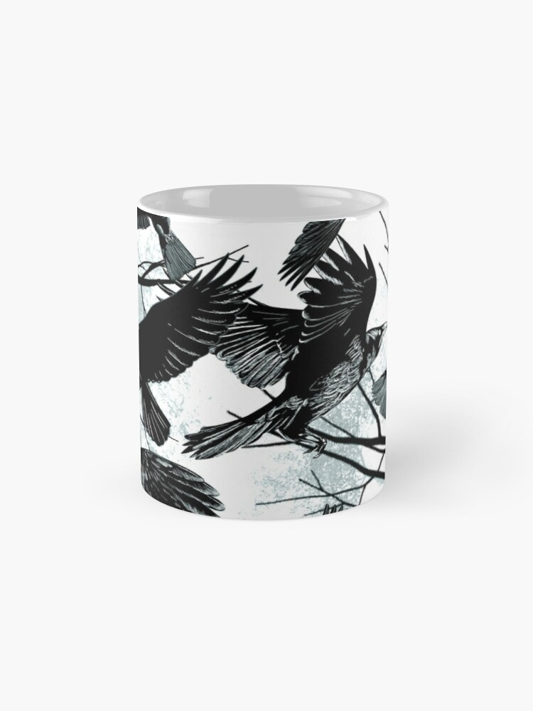 Alternate view of Blackbirds Mug