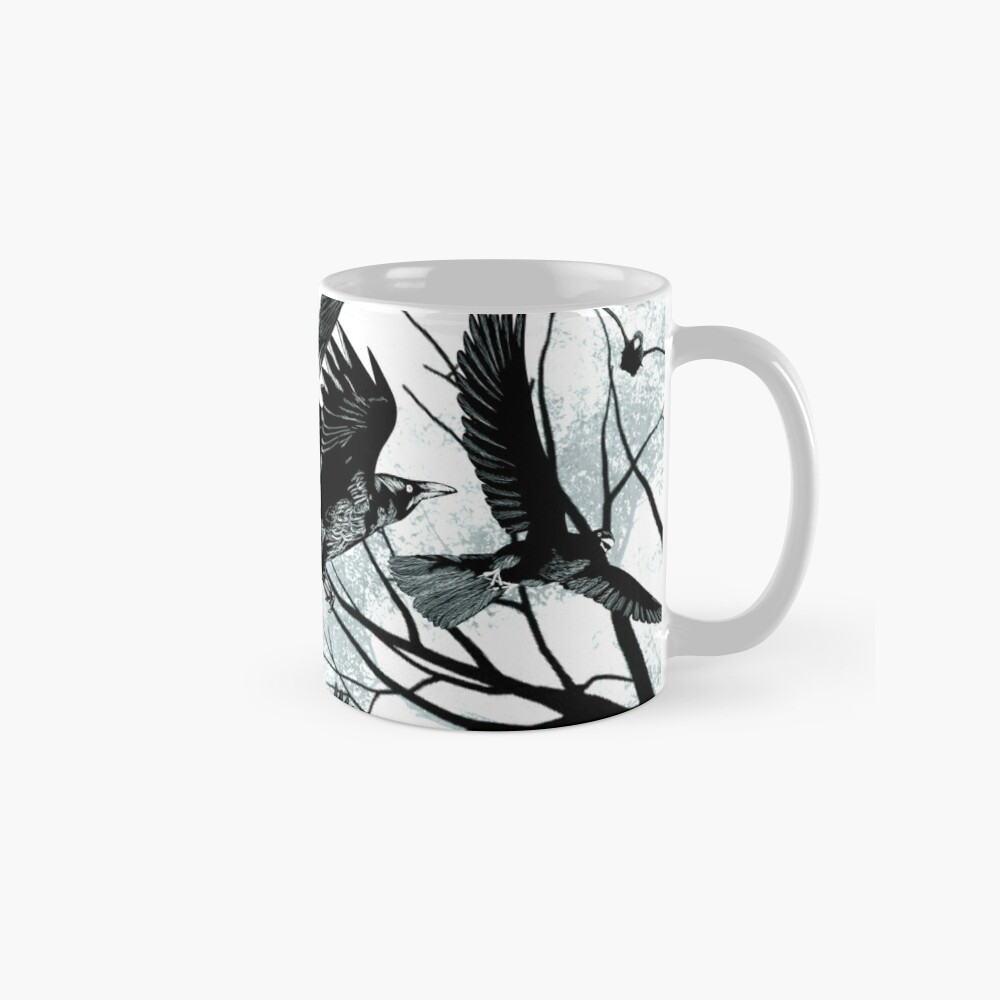 Blackbirds Mug