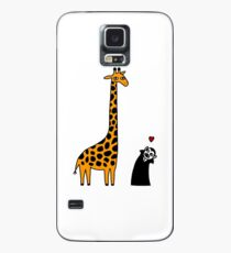 Dracula Visits Africa Case/Skin for Samsung Galaxy