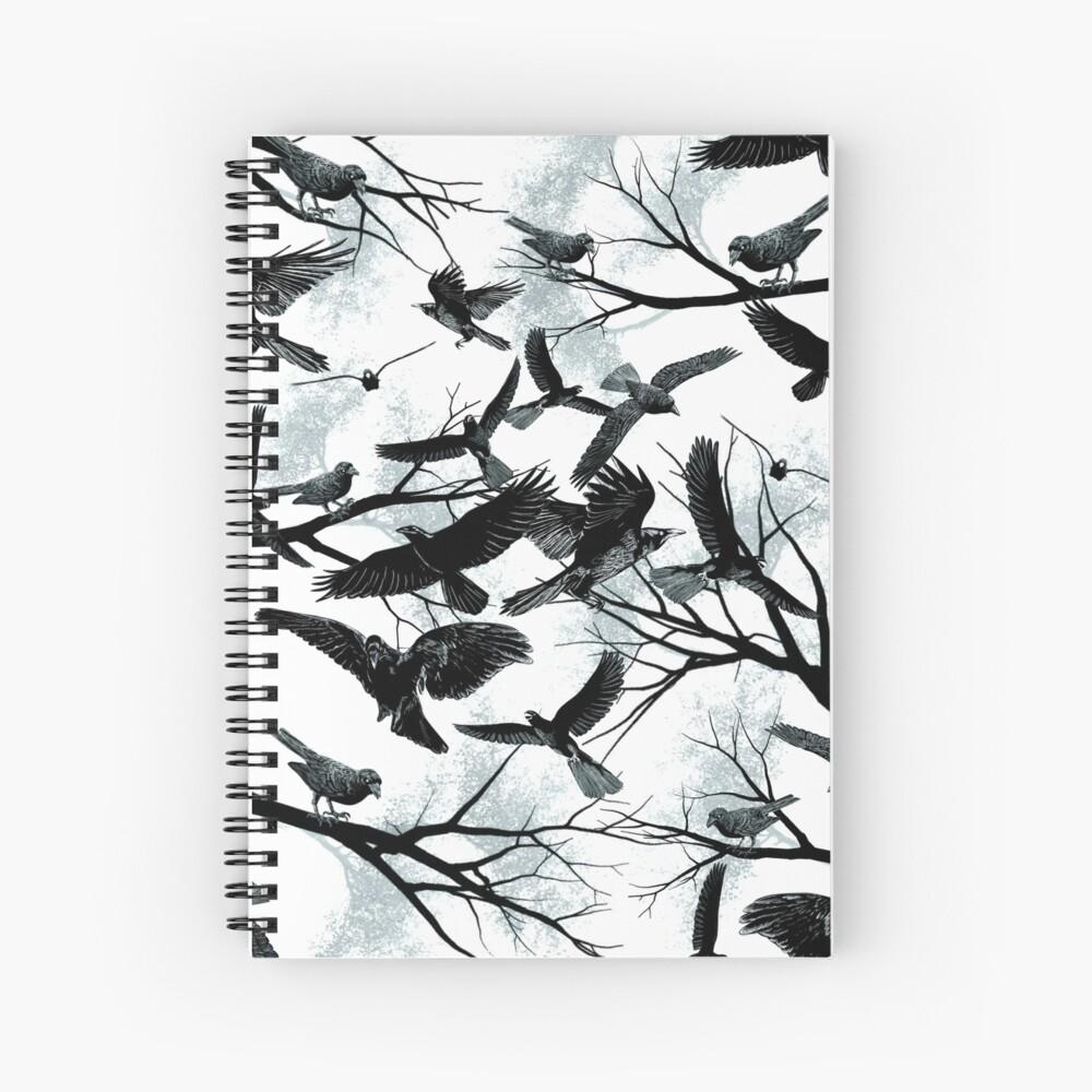 Blackbirds Cuaderno de espiral