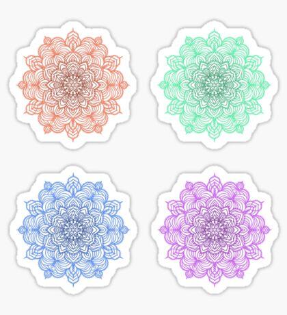 Mandalas Pack Sticker