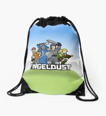 Angeldust Bag—Logo (Planet) Drawstring Bag