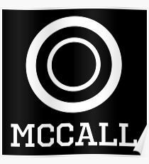 McCall's Pack- Inverse Poster