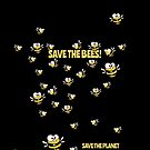 Save the Bees! by WolfShadow27