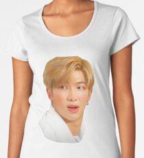 Namjoon Outraged Women's Premium T-Shirt