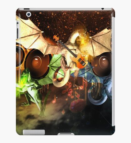 Das letzte Mal rocken die Tanzfläche iPad-Hülle & Klebefolie