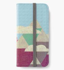 Taco Mountian iPhone Flip-Case/Hülle/Skin