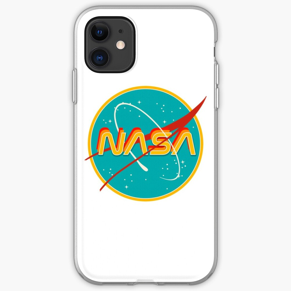 NASA RETRO iPhone Case & Cover