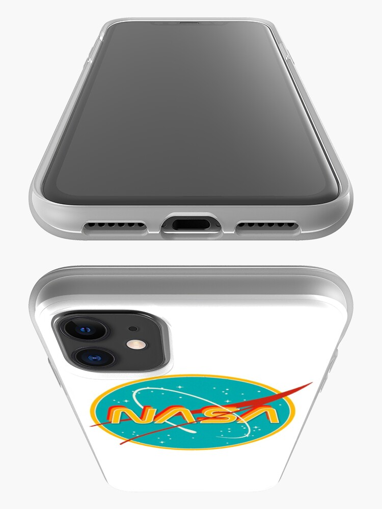 Alternate view of NASA RETRO iPhone Case & Cover