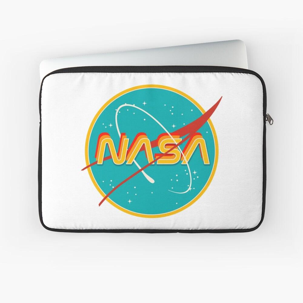 NASA RETRO Laptop Sleeve