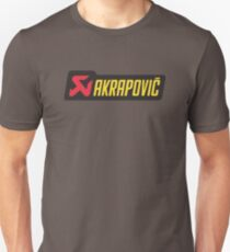 Akrapovic gift and merchandise Unisex T-Shirt