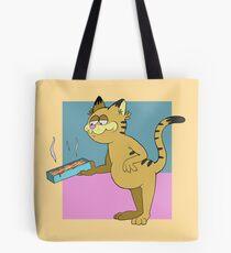 Bolsa de tela Garfield el gato gordo