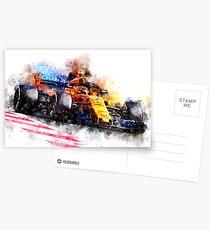 Alonso F1, 2018 Postkarten