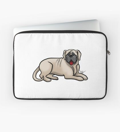 Bull Mastiff Laptop Sleeve
