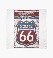 Route 66 Get Your Kicks On artwork Scarf