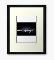 Bay Area  Framed Print