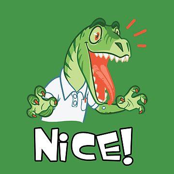 ★ Nice! | Dinosaur  by cadcamcaefea