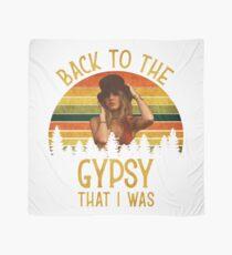 Zurück zu den Zigeunern, dass ich Vintage Retro T-Shirt war Tuch