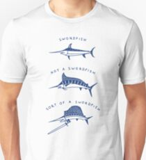 Know Your Swordfish T-Shirt