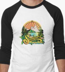 Smokers Paradise Men's Baseball ¾ T-Shirt