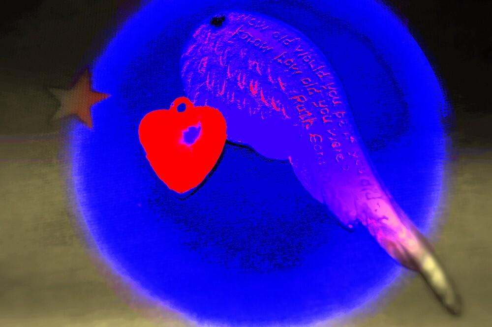 Heart Wing by Littlehalfwings