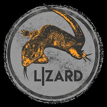 lizard von Periartwork