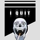 Guillotine Skull - Quit Smoking Version by TMBTM