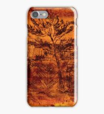 """""""Fall"""" Tree of knowledge Series iPhone Case/Skin"""