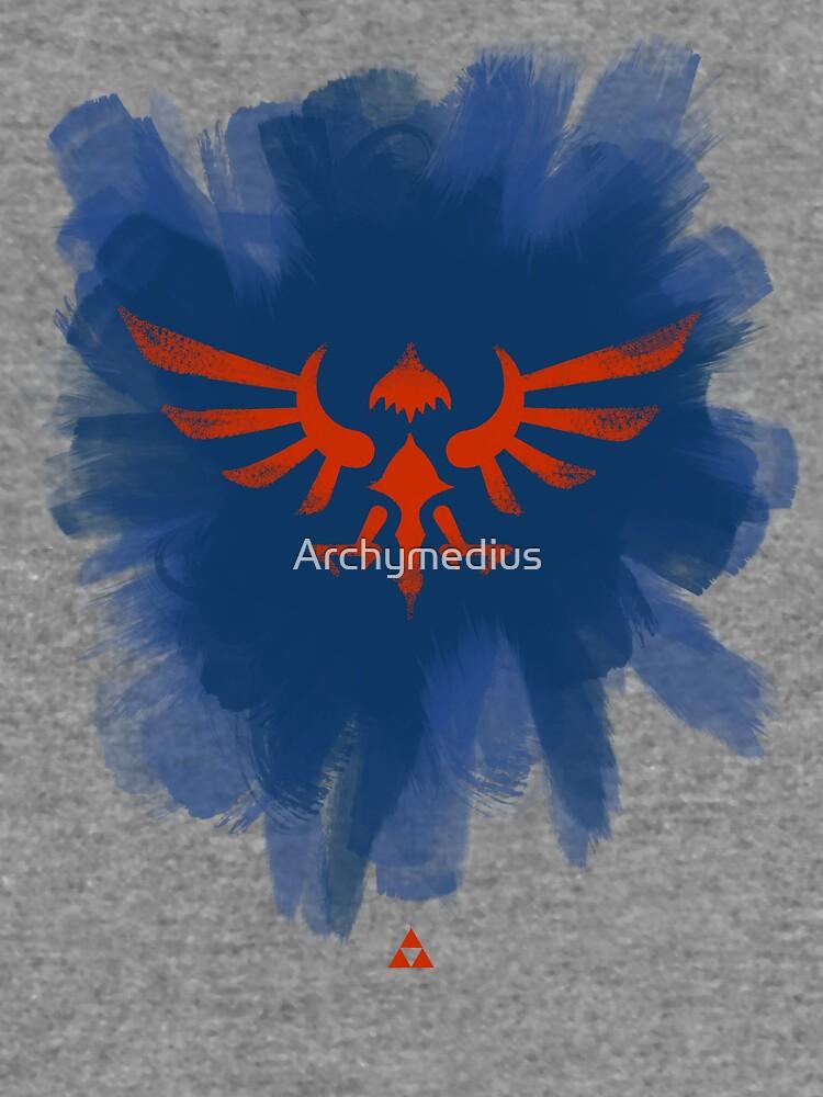 Hylian by Archymedius